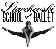 logo Starchevski School of Ballet